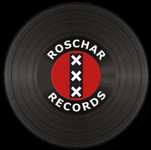 Roschar Records – Amsterdam Logo